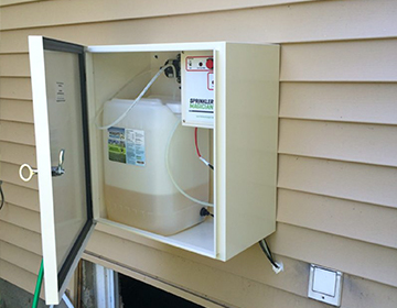 mosquito control system